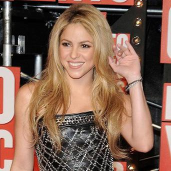 Shakira has joined this year's Glastonbury line-up