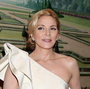 The actor who plays Kim Cattrall's lover remains tight-lipped