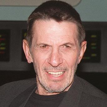 Leonard Nimoy has hinted he might retire