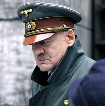 Downfall, a German film released in 2004 about Hitler's last days, stars Bruno Ganz