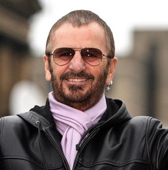 Ringo Starr has come to terms with being seen as a Beatle
