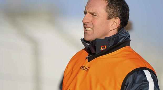 Tomorrow Armagh coach Mike McGurn will be in Croke Park for the Division 2 League final against Down.