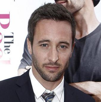 Alex O'Loughlin loved working with Jennifer Lopez