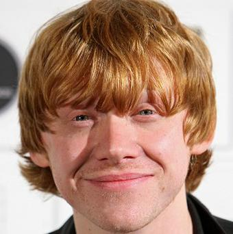 Rupert Grint didn't enjoying watching part of his new film with his parents