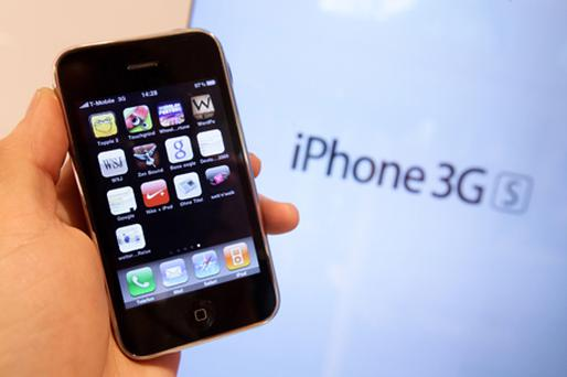 The iPhone helped smartphone sales more than double last fiscal year in Japan. Photo: Getty Images