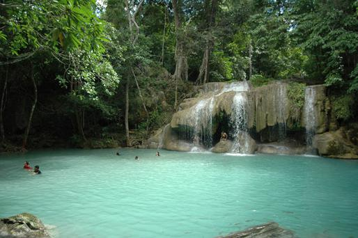 Sai Yok National Park, Thailand. Copyright Tourism Authority of Thailand