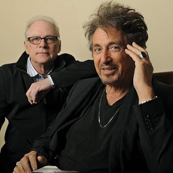 Al Pacino stars in Barry Levinson's film about Jack Kevorkian