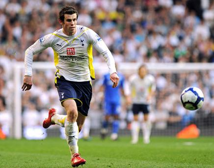 Gareth Bale. Photo: Getty Images