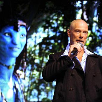 Stephen Lang at the exclusive launch of Avatar on DVD at HMV