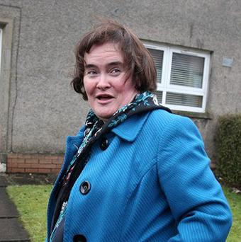 Church leaders have called for Susan Boyle to sing for the Pope