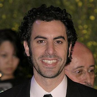 Sacha Baron Cohen will apparently write and star in his next movie