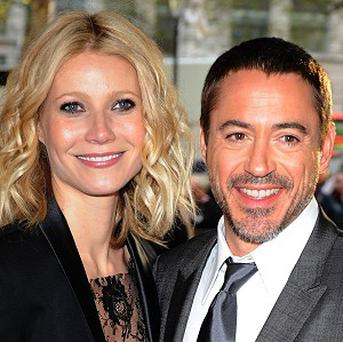 Gwyneth Paltrow and Robert Downey Jr are back in Iron Man 2
