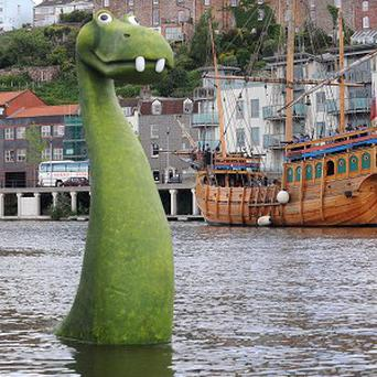 Historic files show that police were concerned over potential harm caused to the Loch Ness Monster by tourists