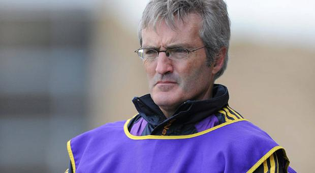 Wexford boss Colm Bonnar, laments the absence of several young players who have turned their backs on the inter-county team - which still plays in the shadows of the All-Ireland winning side of 1996.