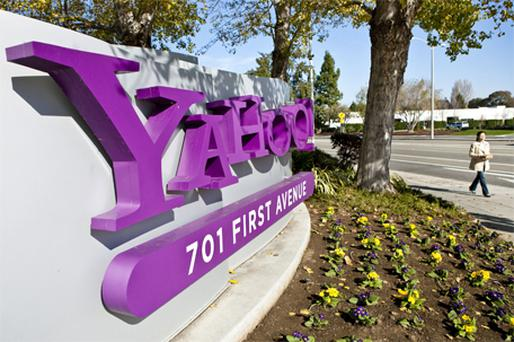 The multi-million pound contract marks Yahoo's first significant foray into UK sports content. Photo: Bloomberg News