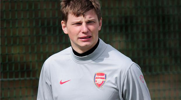 Andrei Arshavin. Photo: Getty Images