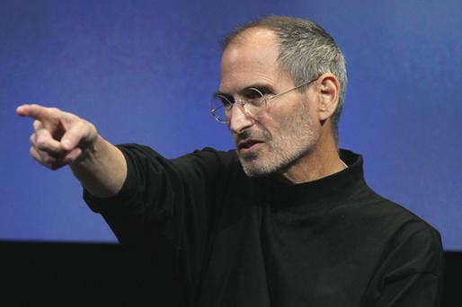 Apple's chief executive Steve Jobs. Photo: Getty Images