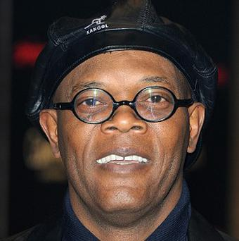 Samuel L Jackson thinks sex scenes are awkward