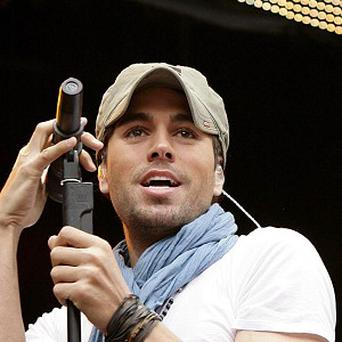 Enrique Iglesias has recorded with Lionel Richie again