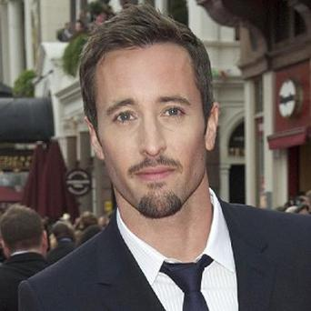 Alex O'Loughlin would love to be the next James Bond
