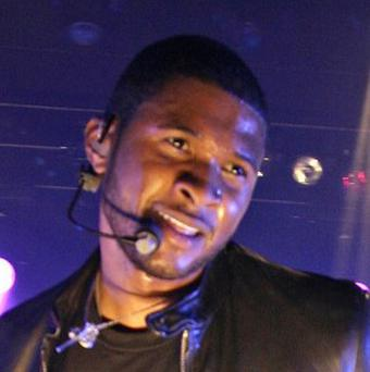 Usher chose to sing about divorce before his marriage broke down