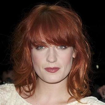 Florence Welch will create a window display at Selfridges
