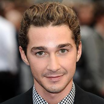 Shia LaBeouf is starring in The Necessary Death Of Charlie Countryman