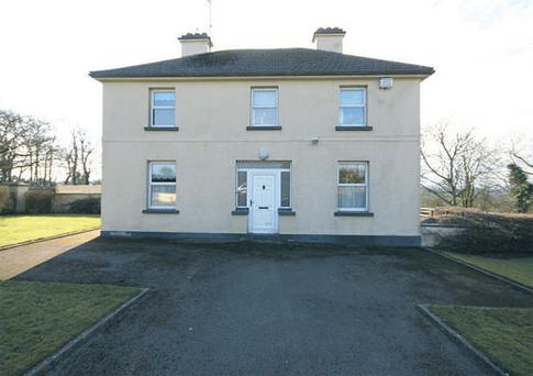 SUCCESS: After being put on the market at €1m, the farm, including this two-storey home, sold for €1.1m