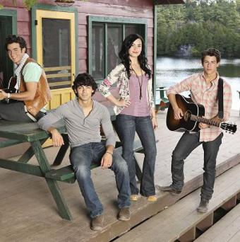 The Jonas Brothers and Demi Lovato are back with Camp Rock 2