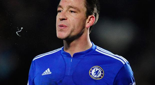 John Terry. Photo: Getty Images