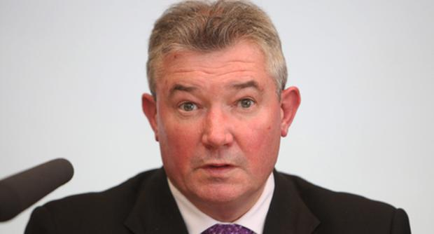 Bank of Ireland chief executive Richie Boucher: issue is final element of fundraising plan