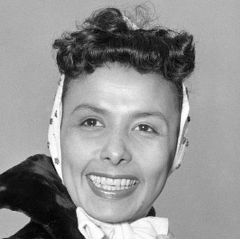 Hundreds attended Lena Horne's funeral