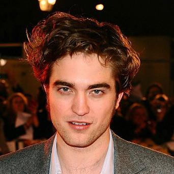 Robert Pattinson would like to play Steven Stelfox
