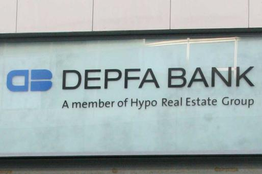 The IFSC-based Depfa once employed 300 people in the Commons St operation in Dublin and was seen as a great addition to the Irish banking sector