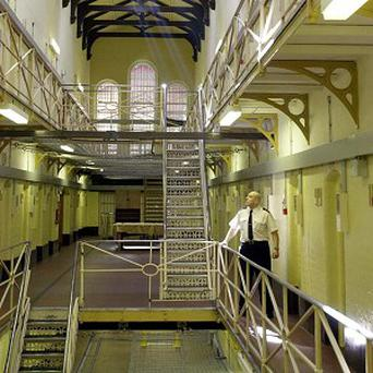 A prisoner said inmates should be rewarded with conjugal visits