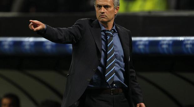 Jose Mourinho. Photo: Getty Images