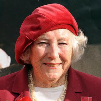 Dame Vera Lynn is taking part in Silver Surfers' Day