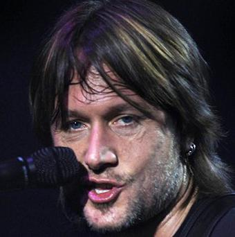 Keith Urban helped raise cash for the floods in Tennessee