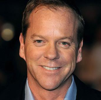 Kiefer Sutherland has revealed himself as a fan of Coronation Street