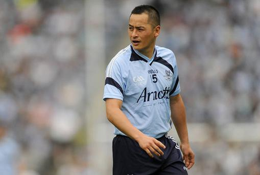 Jason Sherlock's Dublin career never again reached the heights of 1995 when he burst on to the scene to help the county lift the Sam Maguire.