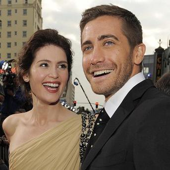 Gemma Arterton was impressed with Jake Gyllenhaal's body