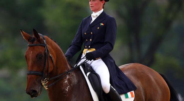 Patricia Ryan and Fernhill Clover Mist. Photo: Getty Images