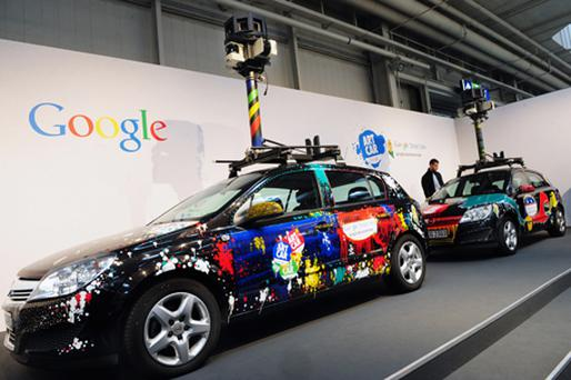 Google has played down privacy concerns surrounding its unintentional gathering of Wi-Fi data during the Street View mapping process. Photo: Getty Images