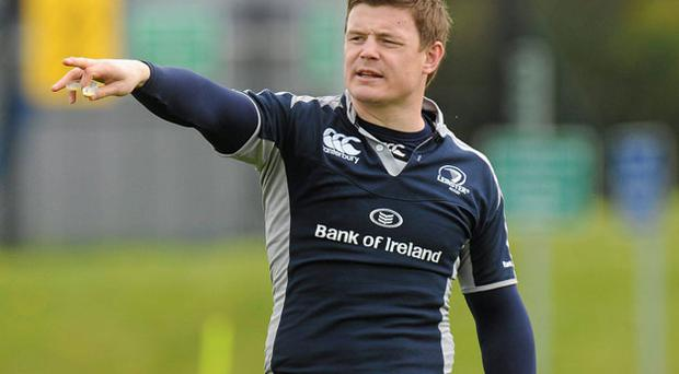 Brian O'Driscoll has flirted with France before and would have no lack of suitors if he decided to leave.