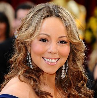 Mariah Carey tweeted about the fire incident