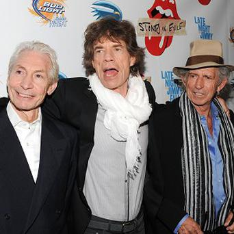 The Rolling Stones look set to hit No 1