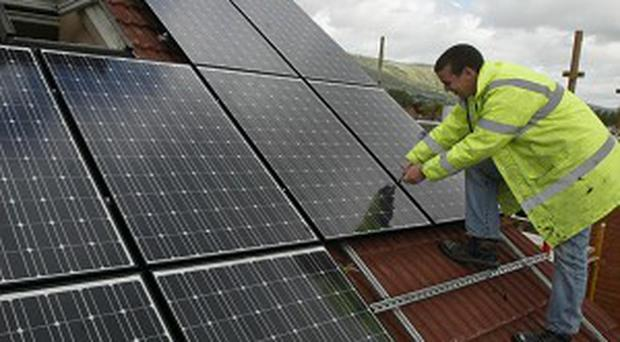 A solar energy firm will create 150 jobs