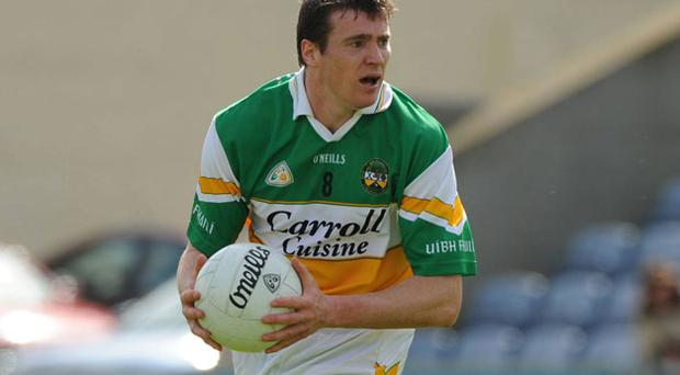 Offaly's Ciaran McManus has never allowed travel to be a barrier to his career.
