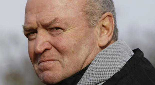 Graham Henry's All Blacks are facing a long, hard season in the build-up to next year's World Cup. Photo: Reuters