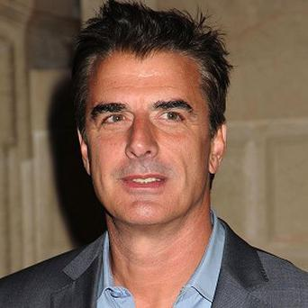 Chris Noth would have liked a longer flirtation with Penelope Cruz